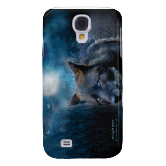 Midnight Spirit Art Case for iPhone 3 Galaxy S4 Cover