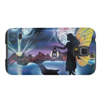 Midnight Stroll Galaxy S5 Cover
