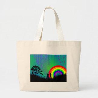 Midnight Summer Dream Jumbo Tote Bag