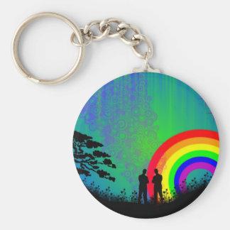 Midnight Summer Dream Keychain