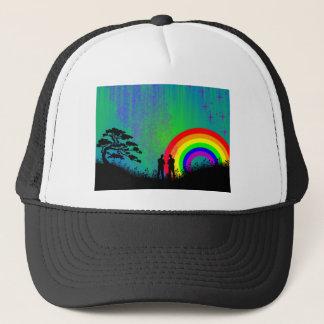 Midnight Summer Dream Trucker Hat