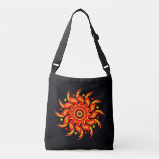 """Midnight Sun"" Cross Body Bag"