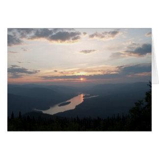 MIDNIGHT SUN, DAWSON by SHARON SHARPE Card