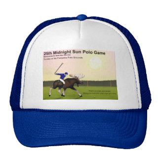 Midnight Sun Polo Trucker Hat