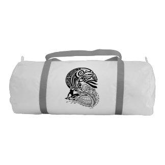 Midnight Surf Gym Bag