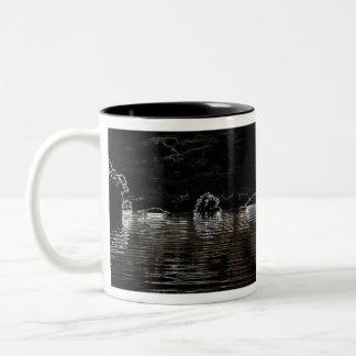 MIDNIGHT SUSNET Two-Tone COFFEE MUG