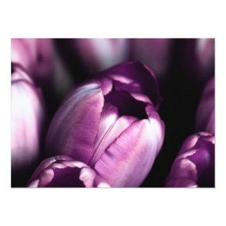 Midnight Tulips Card