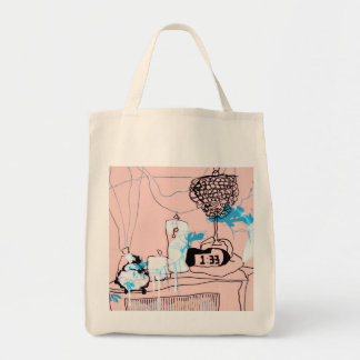 Midnight Vespers Canvas Bags