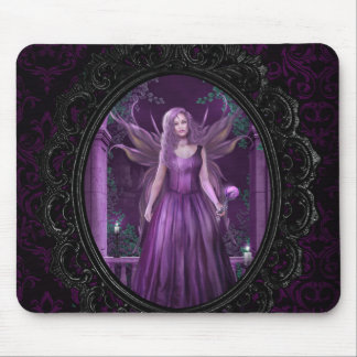 Midnight Violet Mouse Pad