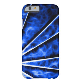 Midnight Vortex Fractal Barely There iPhone 6 Case