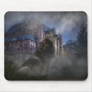 Midnight Whisper Mouse Pad