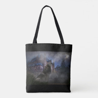 Midnight Whisper Tote Bag
