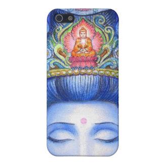 Midnight Zen Meditation Kuan Yin iPhone SE/5/5s Cover