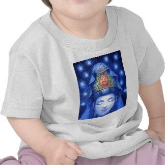 Midnight Zen Meditation Kuan Yin Shirt