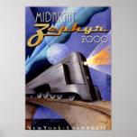 Midnight Zephyr Print