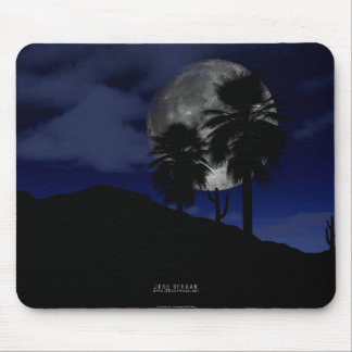 Midnights Mystery Mouse Pad