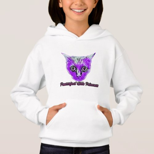 Midnights Puurrrfect Little Princess Hoodie