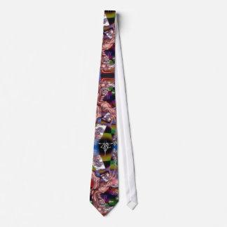 midnightskatetie neck tie