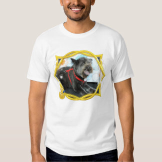 Midnite - Carin and Chow Mix Tee Shirt