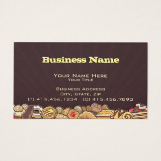 midnite snack ~ bc business card