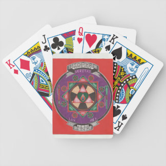 MidPyre Ink Bicycle Playing Cards