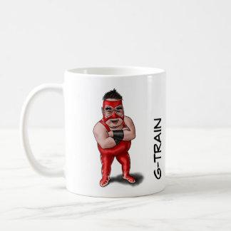Midrange Avengers mug - G-Train