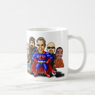 Midrange Avengers mug - Mad Hatter