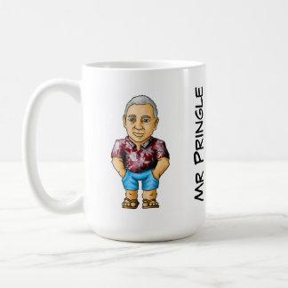 Midrange Avengers mug - Mr Pringle