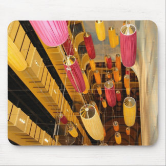 Midship Elevator Balcony view Mouse Pad