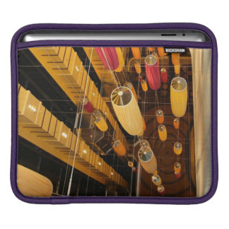 Midship Elevator Balcony view Sleeve For iPads