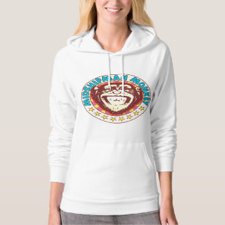 Midshipman Monkey Hooded Pullover