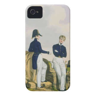Midshipmen, plate 3 from 'Costume of the Royal Nav Case-Mate iPhone 4 Case