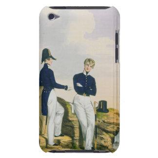Midshipmen, plate 3 from 'Costume of the Royal Nav iPod Case-Mate Case