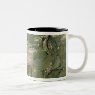 Midsummer, 1892 Two-Tone coffee mug