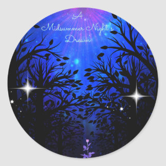 Midsummer Artwork Stickers