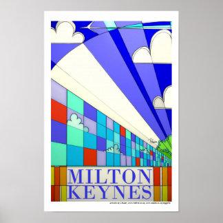 Midsummer Colours poster art
