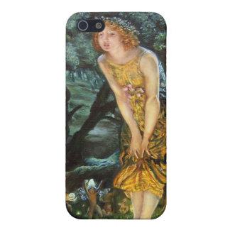 Midsummer Eve, Edward Robert Hughes Case For iPhone SE/5/5s
