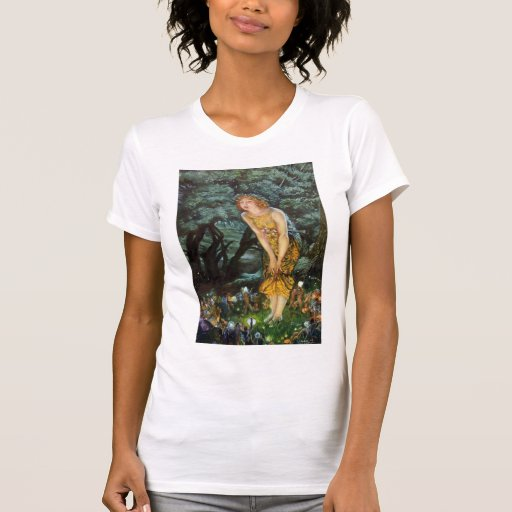 Midsummer Eve, Edward Robert Hughes Shirts