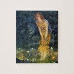 Midsummer Eve Fairy Dance Puzzle