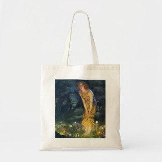 Midsummer Eve Fairy Dance Tote Bag