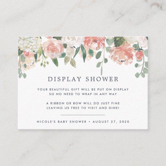 5b31e0552653 Midsummer Floral Display Shower Card