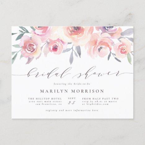 Invitation Postcard
