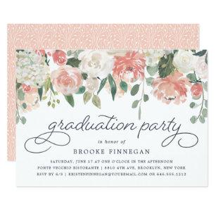 Graduation Party Invitations Zazzle