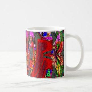 MIDSUMMER GARDEN COFFEE MUG