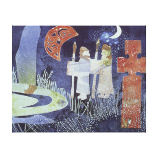 Midsummer Night 1994 Canvas Print