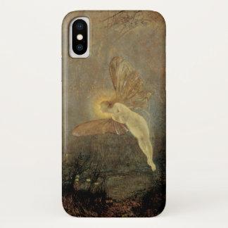 Midsummer Night by Grimshaw, Vintage Victorian Art iPhone X Case