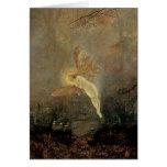 Midsummer Night, Grimshaw, Vintage Victorian Fairy Greeting Cards