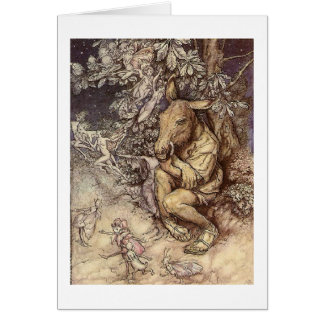 Midsummer Night in the Forest Cards