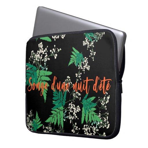 Midsummer night's dream laptop sleeve