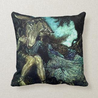Midsummer Night's Dream Pillow